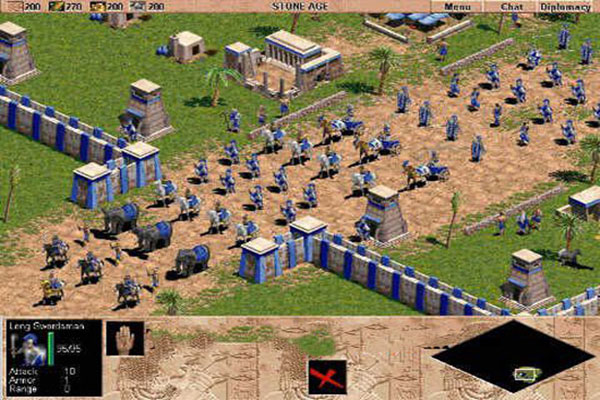 Đế chế là game chiến thuật hàng đầu