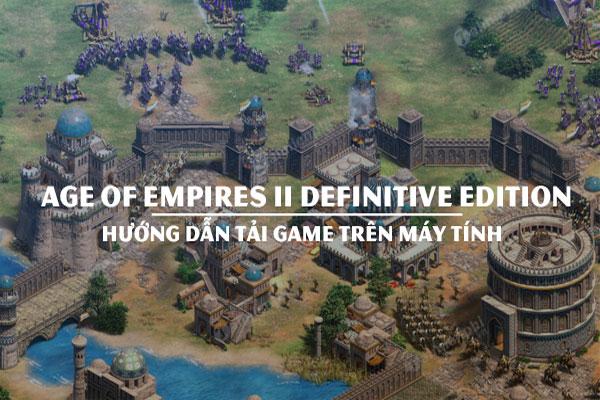 Cách cài đặt Age Of Empires II