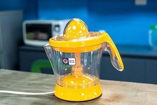Với thiết kế máy tinh tế, nhỏ gọn phù hợp với mọi gian bếp