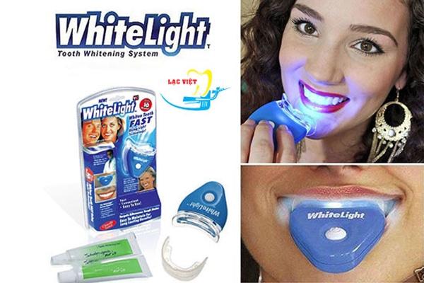 Máy làm trắng răng White Light