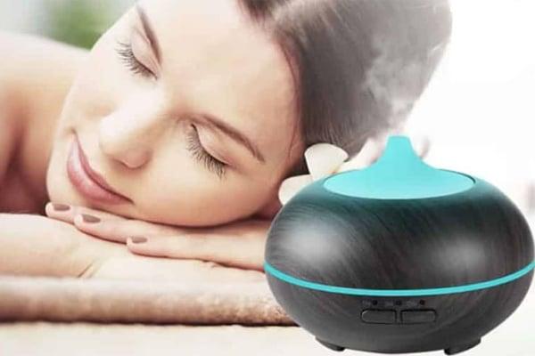 Nếu bạn đang mệt mỏi, hãy dùng thử máy xông tinh dầu, bạn sẽ thấy thoải mái hơn rất nhiều đó