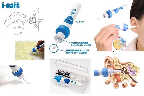 Tùy nhu cầu mà các bạn có thể mua máy lấy ráy tai tự động hoặc bằng tay