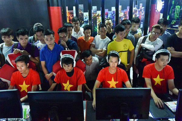Đế chế là một bộ môn thể thao điện tử được nhiều người đón nhận