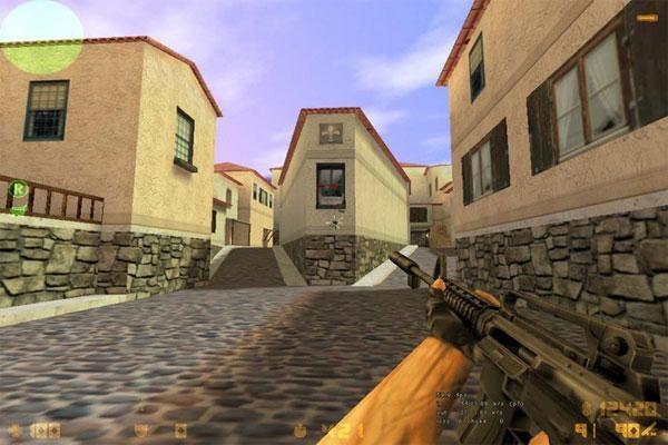 Thông thạo địa hình rất quan trong trong game