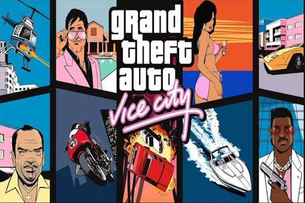 GTA là tựa game hành động hay nhất thời bấy giờ