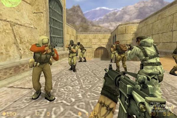 Cấu hình yêu cầu của Half Life 1.6 rất nhẹ