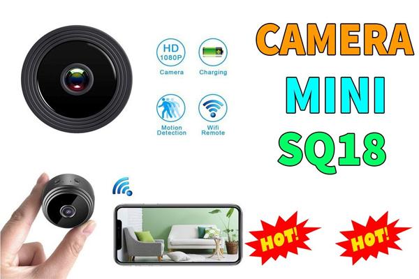 Camera mini IP SQ18