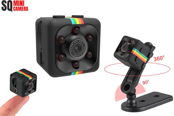 Camera mini ngụy trang SQ11 có hồng ngoại