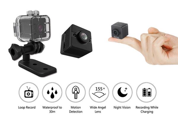 Camera mini siêu nhỏ SQ12