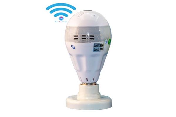 Camera ngụy trang bóng đèn Yoosee VR960