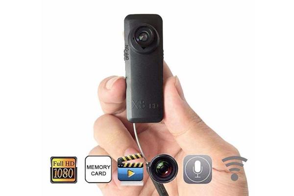 Camera ngụy trang cúc áo T9