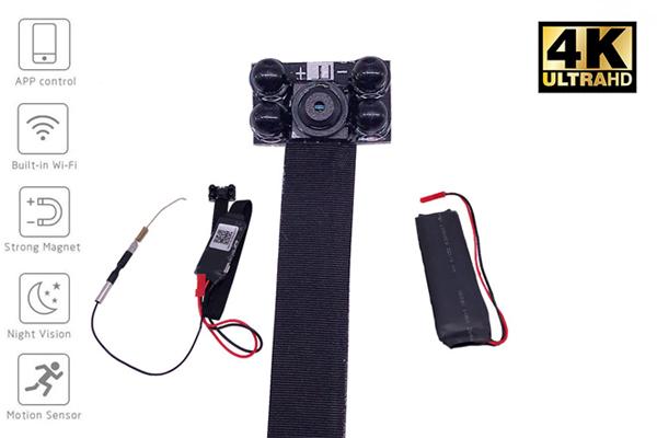 Camera ngụy trang siêu nhỏ V99