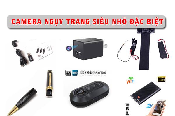 Có rất nhiều loại camera ngụy trang để cho bạn lựa chọn