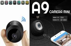 Góc quay rộng là ưu điểm lớn của camera A9