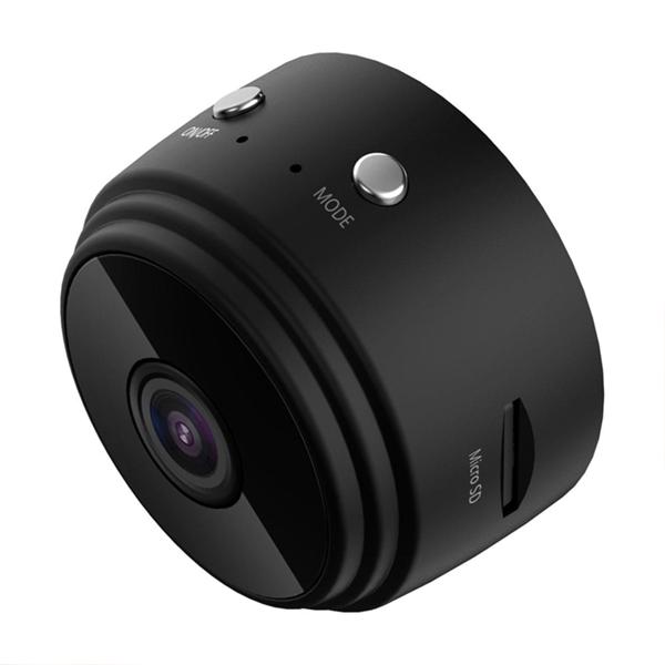 Các phím chức năng trên thân camera A9