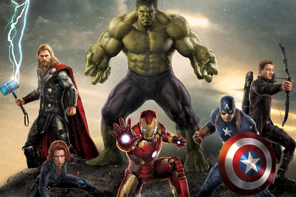 Đồ chơi khổng lồ xanh là hình ảnh khắc họa siêu anh hùng HULK trong MARVEL