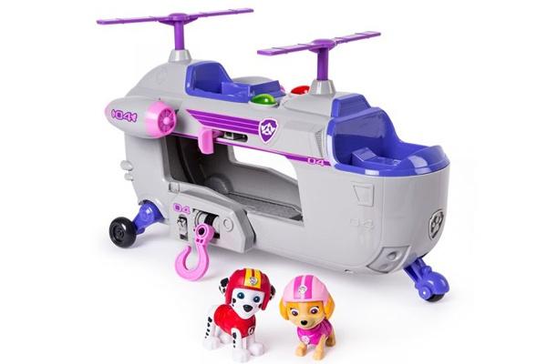 Bộ đồ chơi đội chó cứu hộ phù hợp với những bé từ 1 tuổi trở lên
