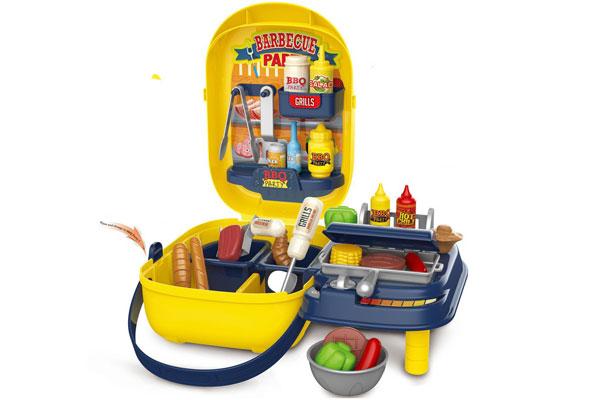 Bộ đồ chơi làm bếp BBQ Bowa 8101