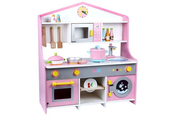 Bộ đồ chơi làm bếp bằng gỗ BBT Global MSN17074