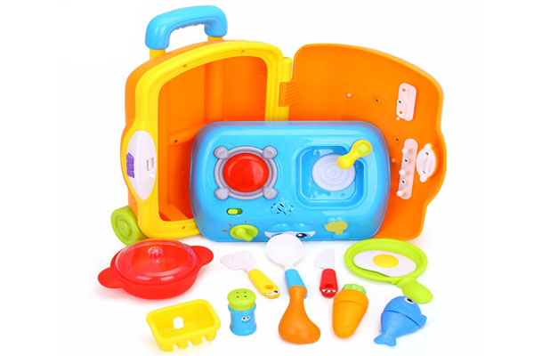 Bộ đồ chơi nấu ăn trẻ em Huile Toys HL.3108