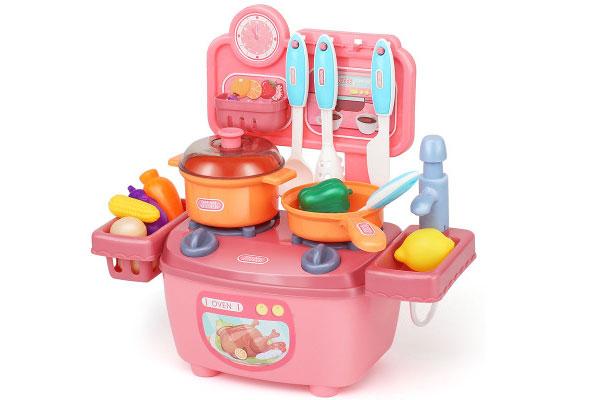 Bộ đồ chơi nấu ăn KAVY NO.8808
