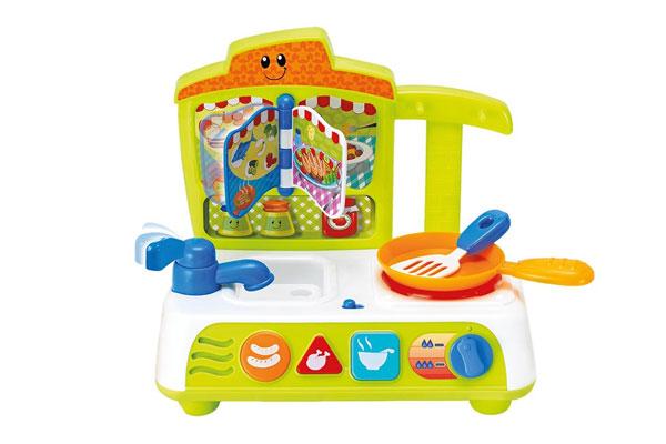 Bộ đồ chơi nấu ăn có đèn nhạc Winfun 0755