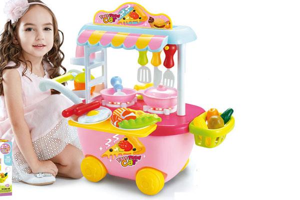 Đồ chơi nấu ăn là một loại đồ chơi nhập vai dành cho trẻ em