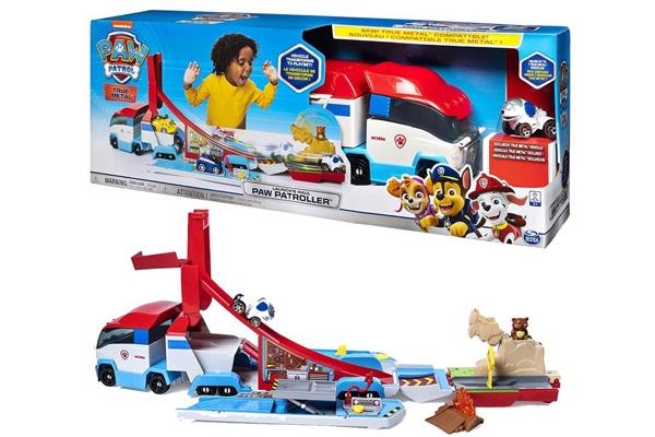 Bộ đồ chơi xe tuần tra biến hình siêu hạng