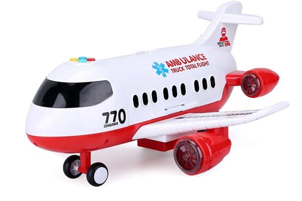 Bộ đồ chơi máy bay Acksonse với kích thước khá lớn