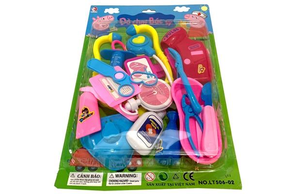 Bộ đồ chơi bác sĩ Benrikids-Bs