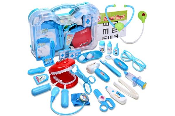 Đồ chơi bác sĩ Cute Stone với 30 thiết bị cho bé
