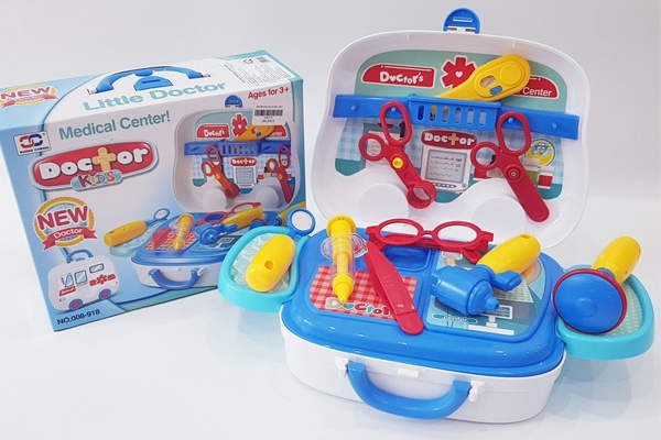 Bộ đồ chơi bác sĩ cho bé Toys House