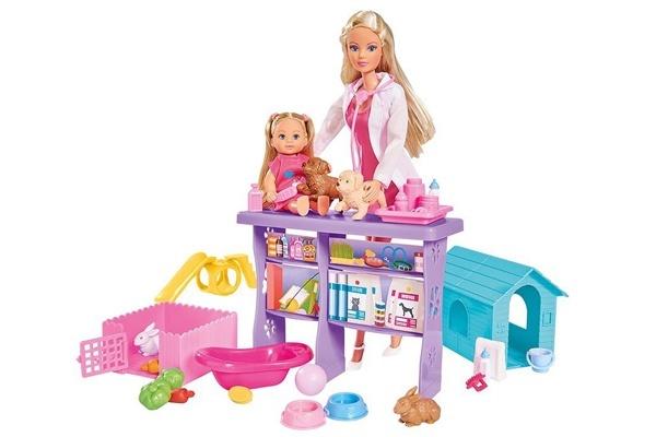 Đồ chơi búp bê là loại đồ chơi mô phỏng theo các nhân vật như công chúa, nàng tiên