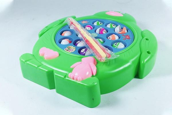 Bộ đồ chơi câu cá LX685-01 được thiết kế nhỏ gọn xinh xắn