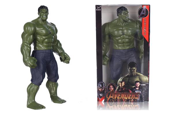 Đồ chơi khổng lồ xanh Hulk có đèn CY.3899