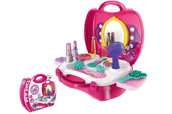 Bộ đồ chơi nhập vai trang điểm Bowa