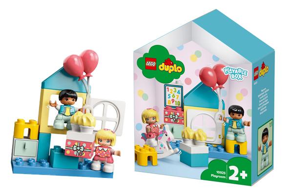 Đồ chơi xếp hình Lego Duplo 10925