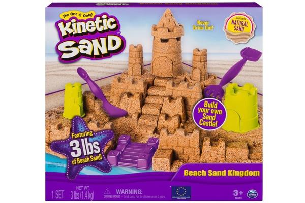 Bộ đồ chơi cát và dụng cụ của KINETIC SAND
