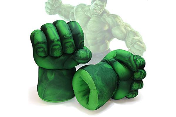 Đồ chơi siêu anh hùng găng tay đấm Hulk DH04