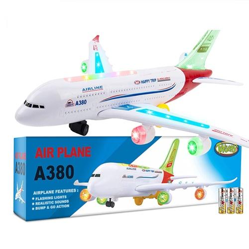 Máy bay điều khiển A380 với thiết kế tinh tế, bắt mắt