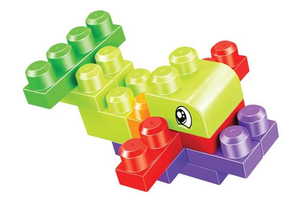 Mô hình máy bay đồ chơi First Block