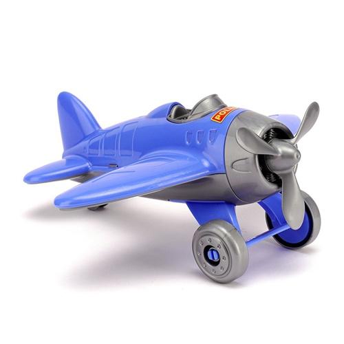 Máy bay thể thao đồ chơi Polesie-màu xanh dương
