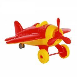 Máy bay thể thao đồ chơi Polesie-màu đỏ