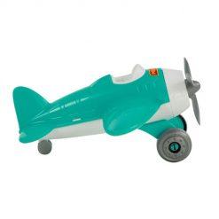 Máy bay thể thao đồ chơi Polesie-màu xanh lá