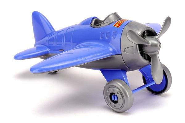 Máy bay thể thao Polesie được làm từ chất liệu an toàn cho bé