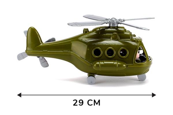 Máy bay được thiết kế với kích thước khá lớn