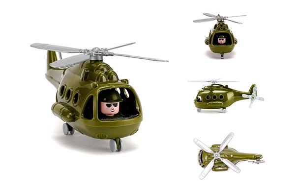 Máy bay trực thăng quân sự Alpha đồ chơi được mô phỏng thực tế