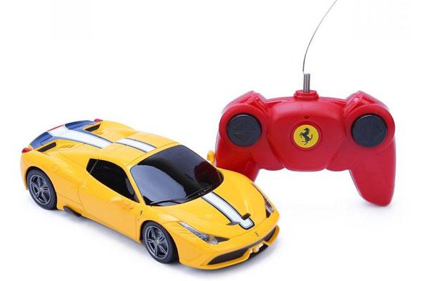 Xe ô tô đồ chơi cho bé trai Ferrari 458 Special A