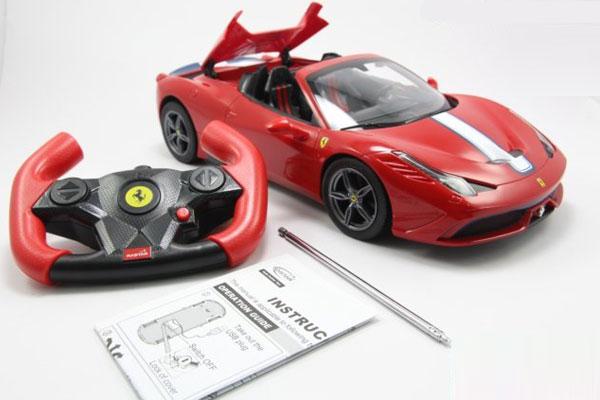 Ô tô điều khiển từ xa cho bé Ferrari 458 Special A