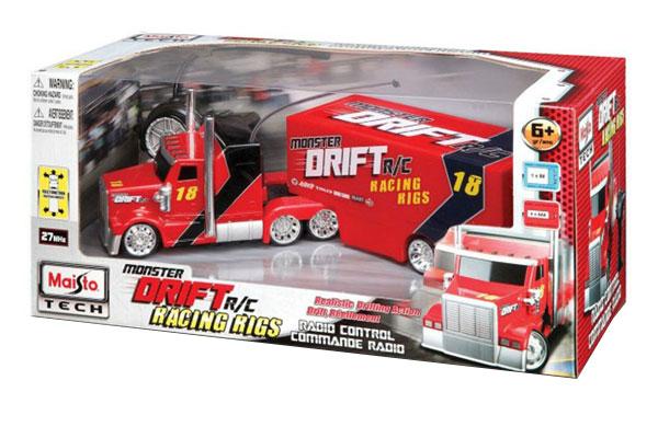 Ô tô đồ chơi điều khiển từ xa Semi Drift - Truck